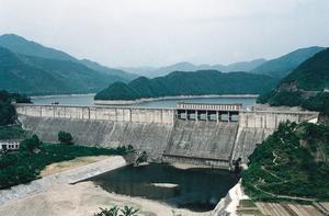 宁波鄞州皎口水库
