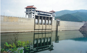 江山碗窑水库