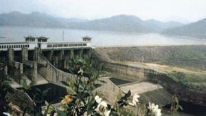 临安青山水库