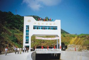 温岭江厦排涝隧洞